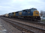 CSX 8755 & 7526